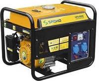 Электрогенераторы бензиновые  SADKO GPS 3000
