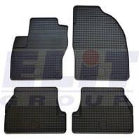 Резиновые коврики Ford Focus II '04-10 (ELIT) 4 шт