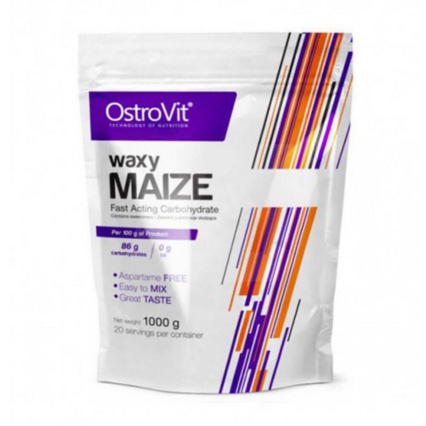 Энергетик карбо углеводы OstroVit Waxy Maize (1 кг) островит chocolate