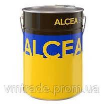 Эмаль алкидная быстросохнущая гл,пм  Alcea 2703, база TR, 1л, черная