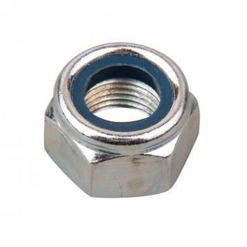 Гайка контрящая MMG DIN 985  M5 Класс 8 (Цинк) 100 шт