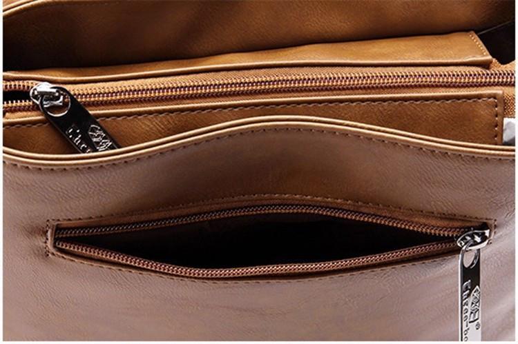 33f618af1c1f Мужской кожаный рюкзак. Мужской портфель. Модель с16 - купить ...