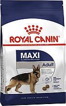 Сухой корм для собак крупных пород Royal Canin Maxi Adult 4 кг
