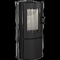 Опалювальна піч Koza AB S (чорний кахель), фото 1