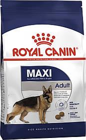 Сухой корм для собак крупных пород Royal Canin Maxi Adult 15 кг