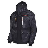 Горнолыжная куртка Rehall Hampton-R Snowjacket Mens Camo Black 2020, фото 1