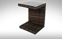 Столик плетеный ONDE 39х34х50см