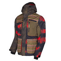 Горнолыжная куртка Rehall Hampton-R Snowjacket Mens Inka Military 2020, фото 1