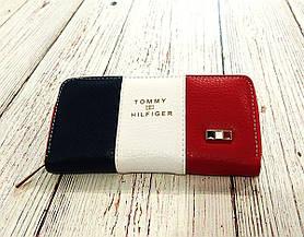 Стильный кошелек, клатч Tommy Hilfiger. Томми.