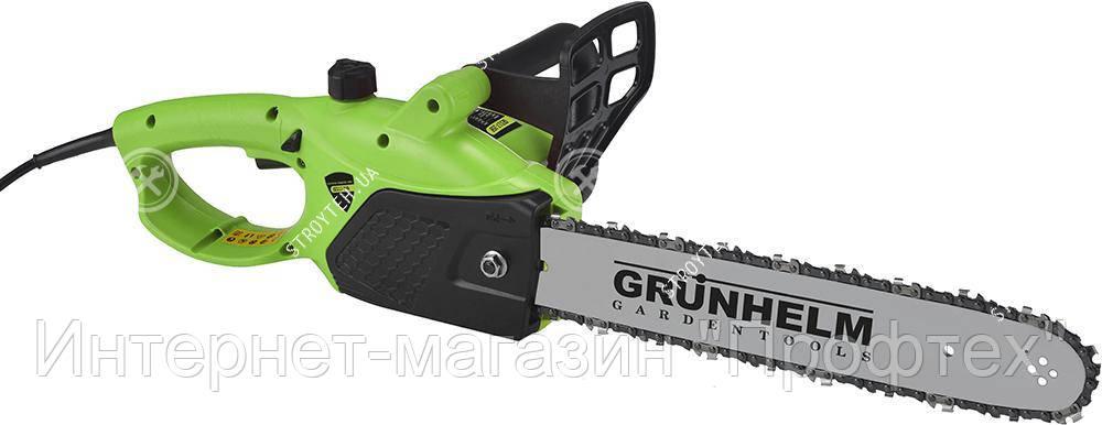 Grunhelm GES17-35B Цепная пила