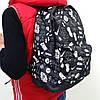 Классный рюкзак с принтом Nike. Для путешествий, тренировок, учебы / PN1016, фото 4