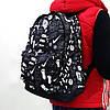 Классный рюкзак с принтом Nike. Для путешествий, тренировок, учебы / PN1016, фото 10