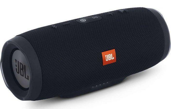 Беспроводная портативная блютуз, Bluetooth колонка JBL Charge 3. Копия 1:1. 6000maAh