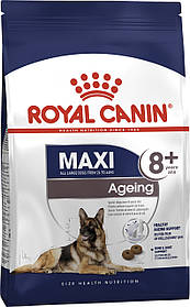 Сухой корм для собак крупных пород старше 8 лет Royal Canin Maxi Ageing 8+ 15 кг