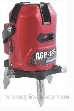 Лазерный нивелир AGP-185 MTG