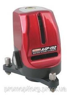 Лазерный линейный нивелир AGP-192 MTG