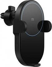 Автодержатель с беспроводной зарядкой Xiaomi Mi Qi Car Wireless Charger (WCJ02ZM) (GDS4108CN)