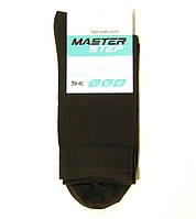 Мужские носки классической длины хлопковые коричневого цвета