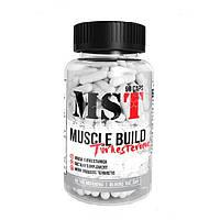 MST Sport Nutrition, Бустер тестостерона Muscle Build Turkesterone, 90 капсул