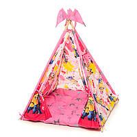 """Вигвам детский игровая палатка """"Миньон"""""""