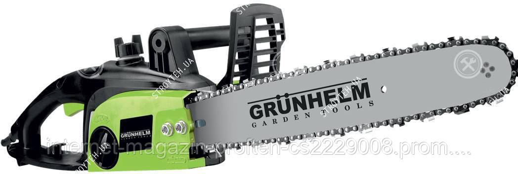 Електропила ланцюгова Grunhelm GES23-40B