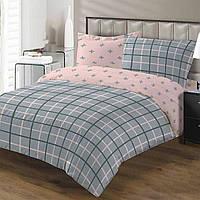 Комплект постельного белья ТЕП евро размер Pincky Line