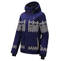 Горнолыжная куртка Rehall Ceryl-R Snowjacket Womens Evening Blue 2020, фото 1