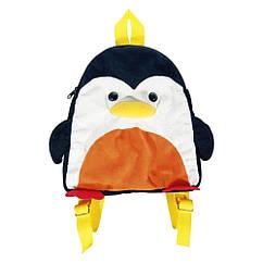 Детская сумка-рюкзак Пингвин 30 см. Оригинал Fancy RDI01