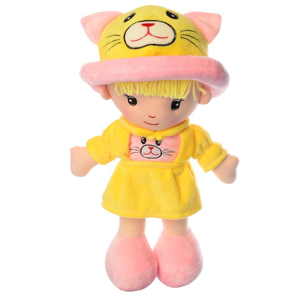 Кукла мягконабивная 17239-40-41 разноцветная