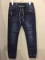 Джинсы джоггеры для мальчика 134-158 см, фото 1