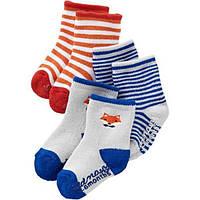 Комплект махровых носочков для мальчика OldNavy Лисенок