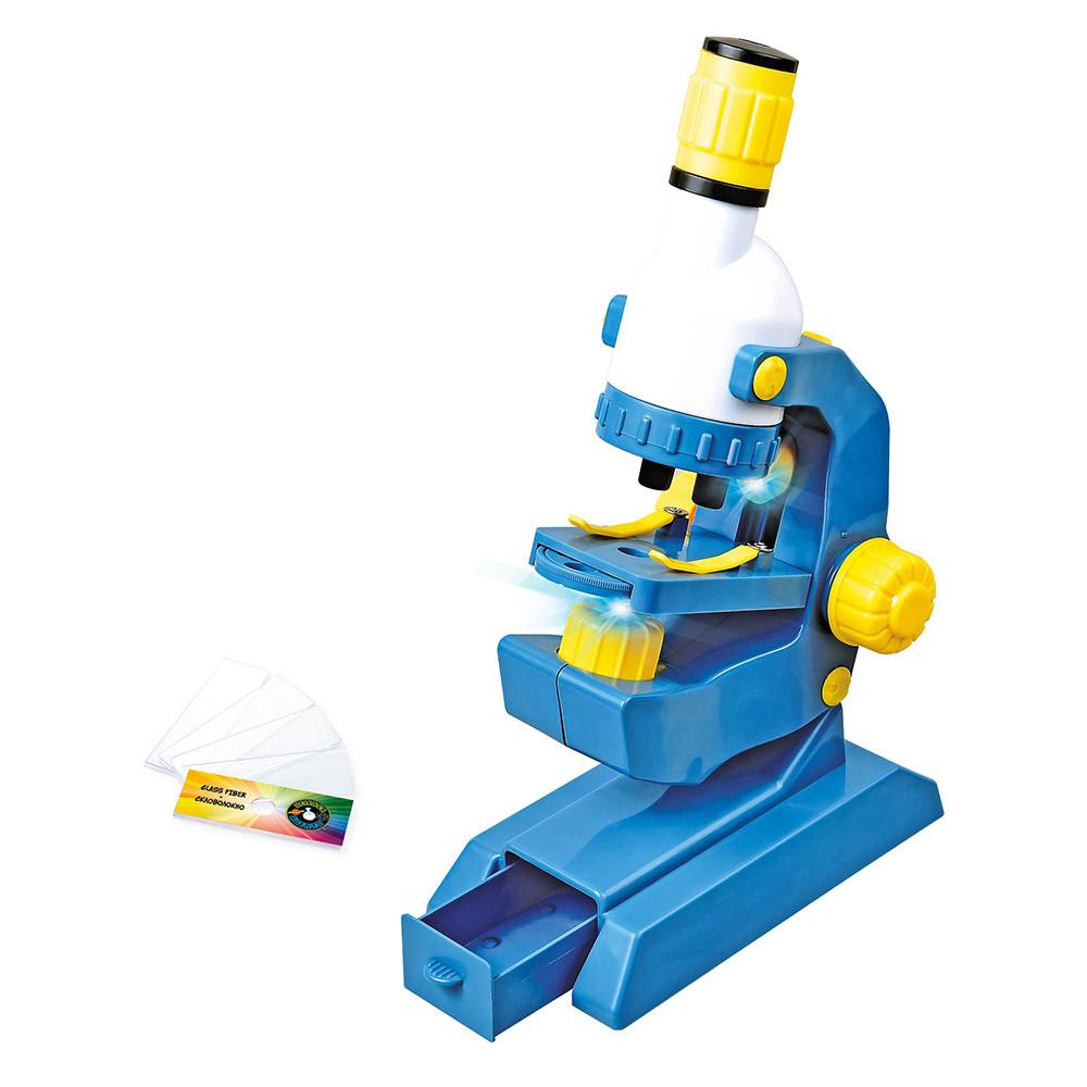 Ігровий набір Science Agents Мікроскоп 4 кольори 1200   44012