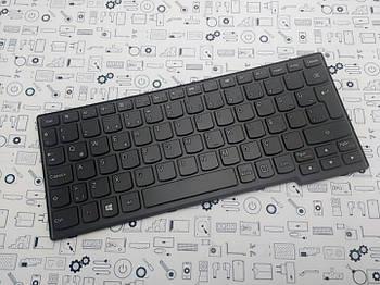 Клавиатура Lenovo Yoga 11 турецкая раскладка 25204681 Оригинал новый