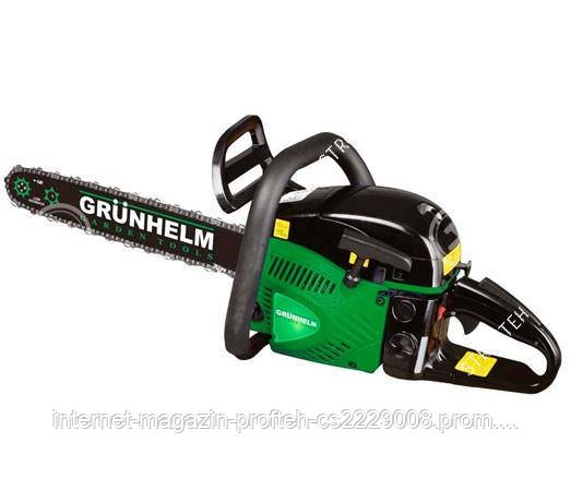 Grunhelm GS-5200M Professional Бензопила цепная
