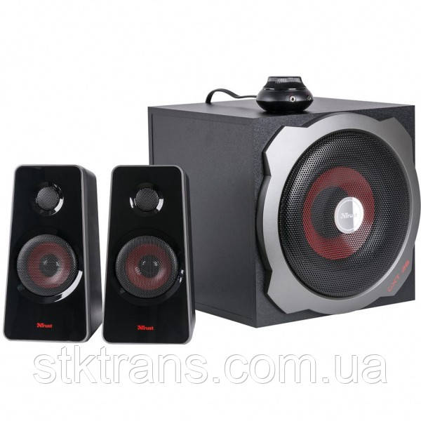 Акустическая система Trust GXT 38 2.1 Subwoofer Speaker Set (F00139199)