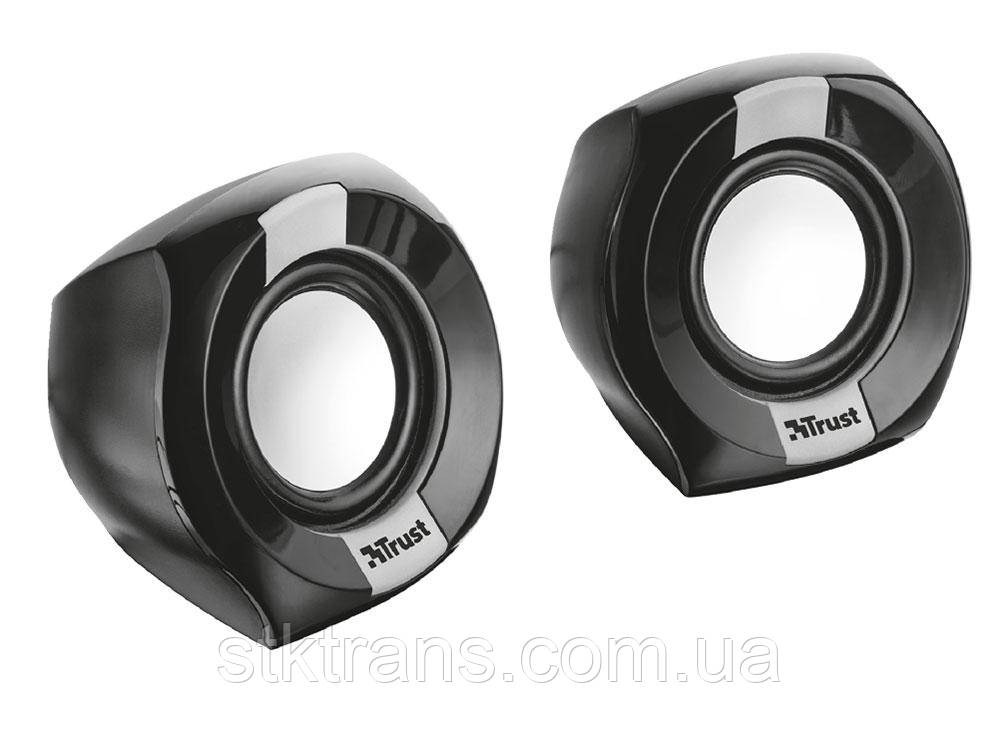 Акустическая система Trust Polo Compact 2.0 Speaker Set Black (TR20943) (F00137377)