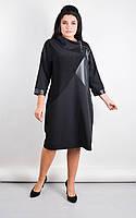 Платье Диор черный