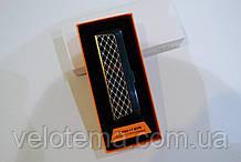 Электроимпульсная зажигалка двойная молния USB