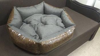 Теплый Диван лежанка Premium 90 х 80 см.Лежанка,Лежаки,лежак,лежак для кошки,лежак для собаки