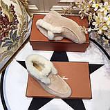 Лоферы замшевые от Лоро Пиано 35-44 р, кожаная реплика, фото 3