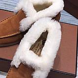 Лофери замшеві від Лоро Піано 35-44 р, шкіряна репліка, фото 3