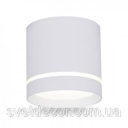 Светодиодный светильник накладной точечный Feron AL543 10W 4000К белый