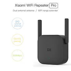 Xiaomi Mi Wifi Amplifier Pro бездротовий підсилювач wifi сигналу ретранслятор, повторювач 300 мбіт/с Black, фото 3