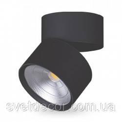 Светодиодный LED светильник Feron AL541 14W 4000К акцентный черный