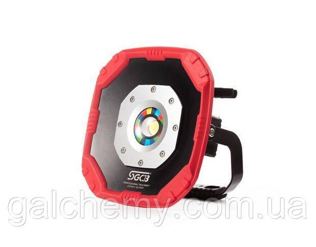 Світлодіодний робочий світильник Work Light SGGF062, SGCB