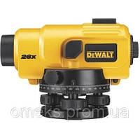 Оптический нивелир DeWalt DW096PK 26-кратный