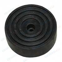 Резиновая накладка для домкрата (D96мм,товщина 29мм)