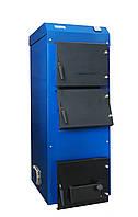 Котел твердотопливный UNIMAX КТС 22 кВт (толщина стали 5мм)