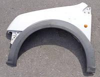 Крыло переднее левоеAudi80 B41991-1994