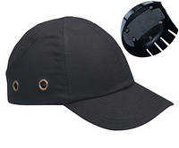 Кепка защитная, черная, BRUNO (тм ARDON, Чехия), фото 1